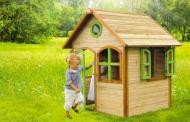 Perfekte omgivelser til udendørs leg